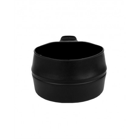 WILDO Fold-a-cup Falttasse 200 ml 0,2 l schwarz