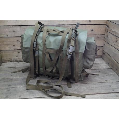 CH chweiz. Rucksack M90 mit original Tragegestell