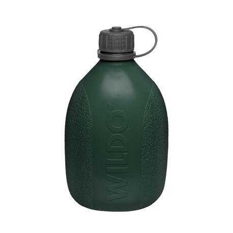 WILDO Hiker Bottle FELDFLASCHE Outdoor Camping Field bottle OLIV