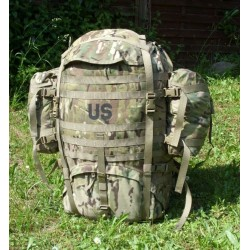 US Army Rucksack MOLLE II multicam Field Pack Large Backpack