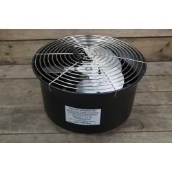 US Army Aspen Tef-III thermo electric fan Hunter Zeltofen
