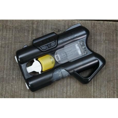 Guardian Angel® III 3 Tierabwehr Pfefferspray 10%OC Abwehrgerät 2-schüssig Laser