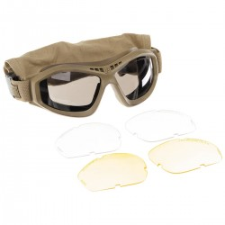 Brit. GB Schutzbrille REVISION Bullet Ant Kit tan