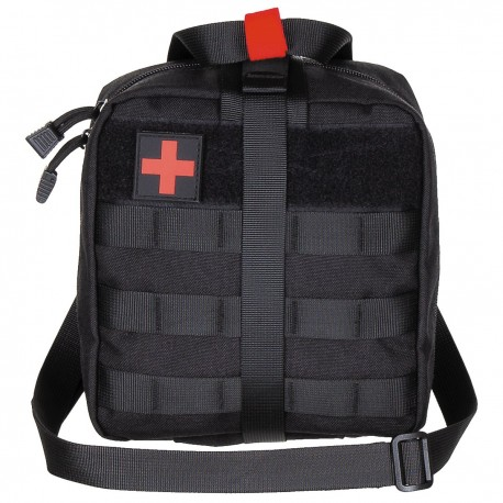 IFAK Pouch Tasche Erste-Hilfe groß MOLLE schwarz