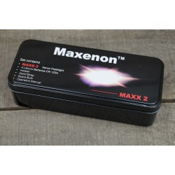 MAXENON MAXX2 Taschenlampe XENON