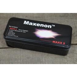 MAXENON MAXX2 Maxx 2 Taschenlampe XENON titan anthrazit