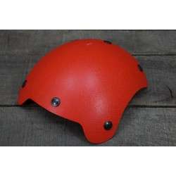 US Back Plastic Shields (red) Impact Resiatant Flight Deck Crew Helmets
