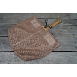 GB Helmnetz Dump Pouch desert coyote Helmet bag mesh Netzbeutel