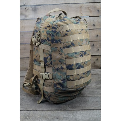 US Marine Corps USMC ILBE Assault Pack marpat digital woodland