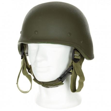 IT ital. Gefechtshelm Helm T.P. ballistisches Nylon MTP