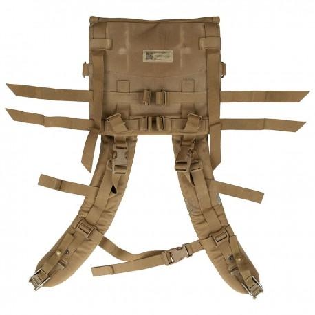 US FILBE Shoulder Straps Schultergurte coyote USMC Pack