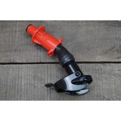 Sicherheits Ausgießer Einfüllstutzen für Kanister Automatik Stop Metallkanister