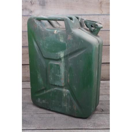 franz. Kanister Metallkanister Blechkanister Metall 20l 20 Liter