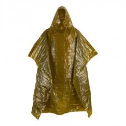NOR norw. Armee Regenschutz Poncho oliv ABC