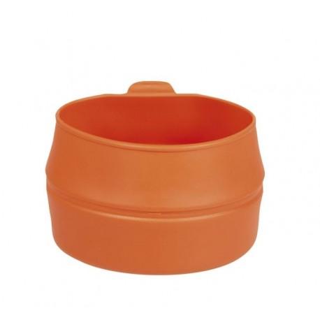 WILDO Fold-a-cup Falttasse 600 ml 0,6 l orange