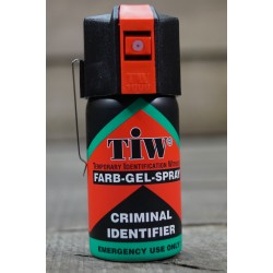 Farb Gel Spray Abwehr Criminal Identifier