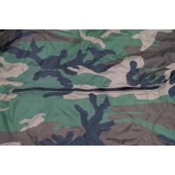 NL niederl. KL Poncholiner Poncho Liner DPM MIT Reissverschluss Zipper Decke