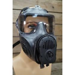 Gb brit. Schutzmaske AVON FM53 FM 53 Gasmaske Filter und Sprachverstärker