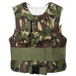 GB Brit. Body-Armour FBP 190/108 mit Einlage DPM tarn