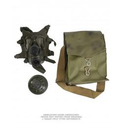 RO rumän. Schutzmaske M74 mit Filter und Tasche