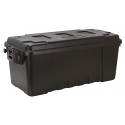Plano Transportbox Trunk M schwarz 64 Liter