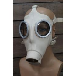 Gasmaske Schutzmaske Z56 weiß