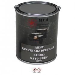 Militärfarbe NATO GRÜN MATT...