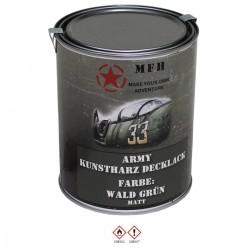 Militärfarbe WALD GRÜN MATT...