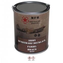 Militärfarbe BRAUN MATT RAL...