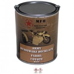 Militärfarbe COYOTE MATT...