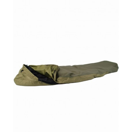 SCHLAFSACKHÜLLE Schlafsack Überzug Cover sleeping bag MODULAR oliv