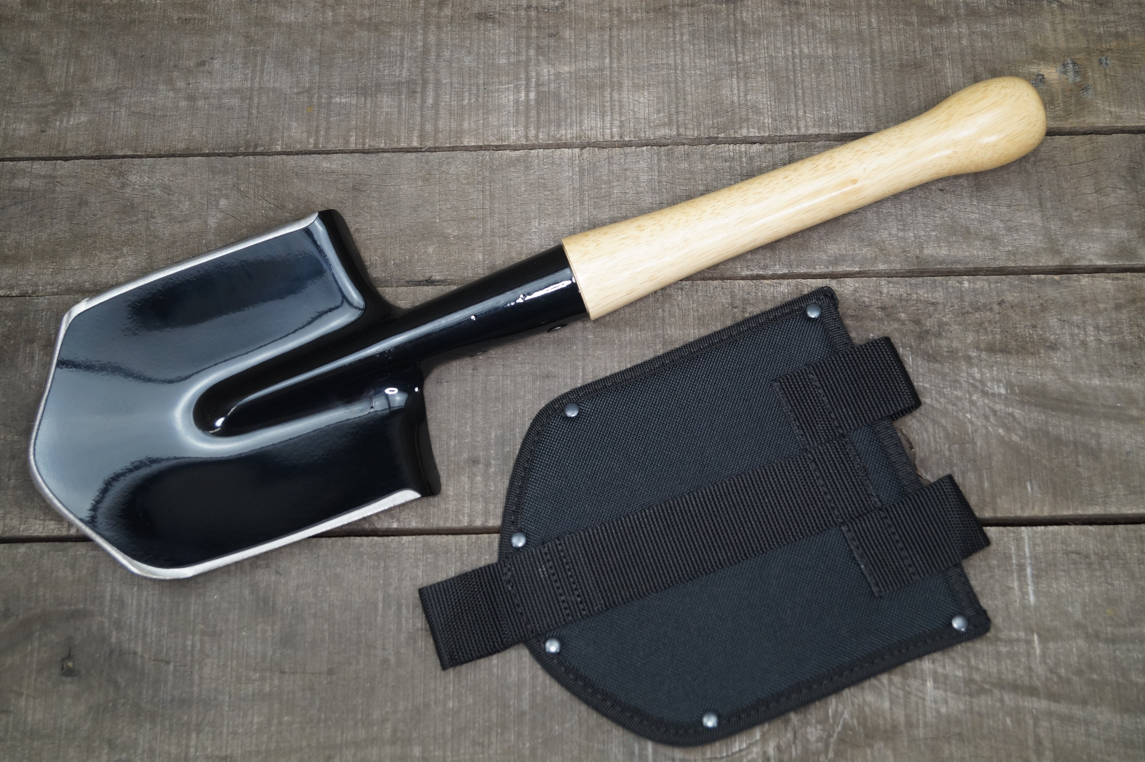 Cold Steel Special Forces Shovel mit Scheide