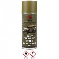 ARMY Farbspray US KHAKI...