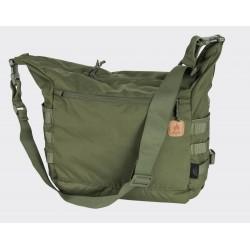 HELIKON TEX BUSHCRAFT OUTDOOR SATCHEL Umhängetasche Bag Tasche grün
